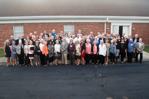 WCHS Class of 1965 50th Reunion on September 12th, 2015    (Click on picture 2x to enlarge)